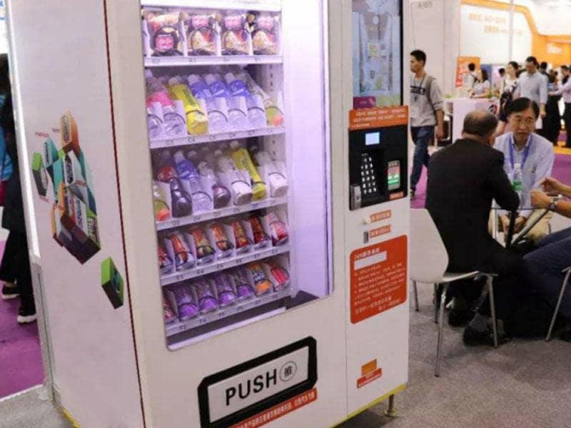 Small Vending Machines